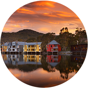 Dynamic strata managed property - Lake Crackenback Resort, Alpine Bay